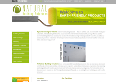 Natural Building Solutions
